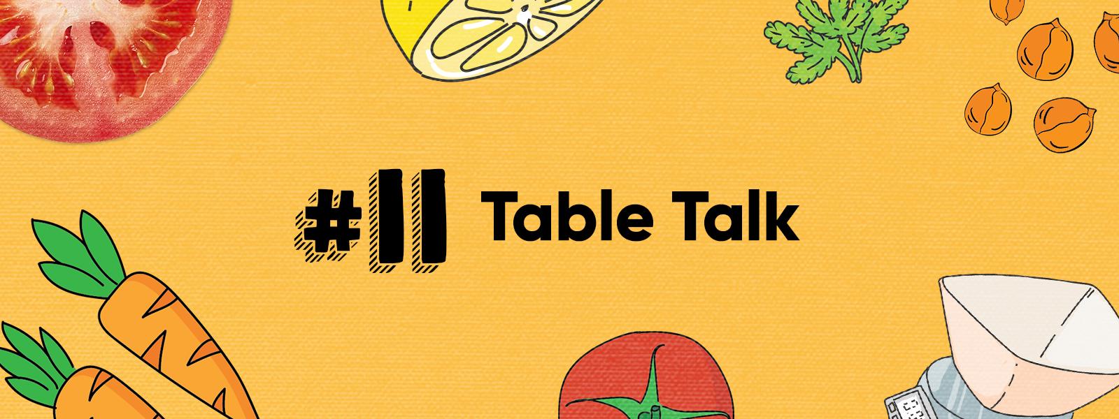 Skill 11: Table Talk