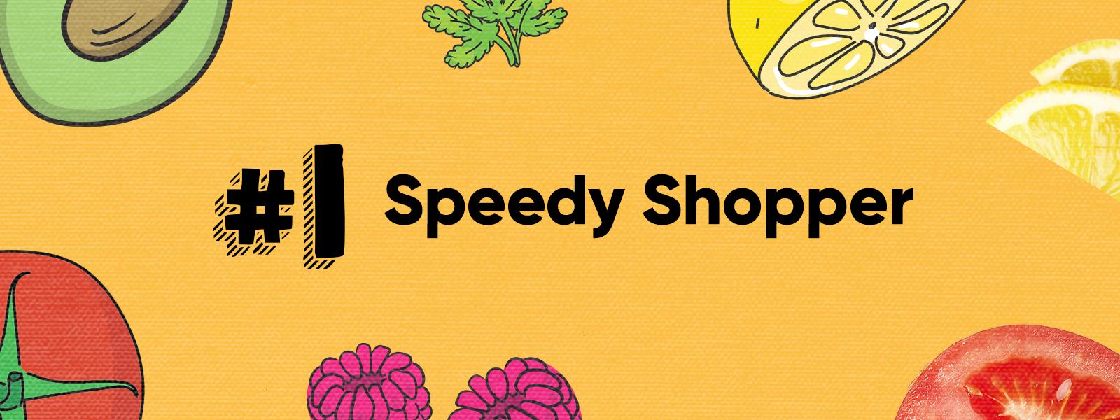 Skill 1: Speedy Shopper