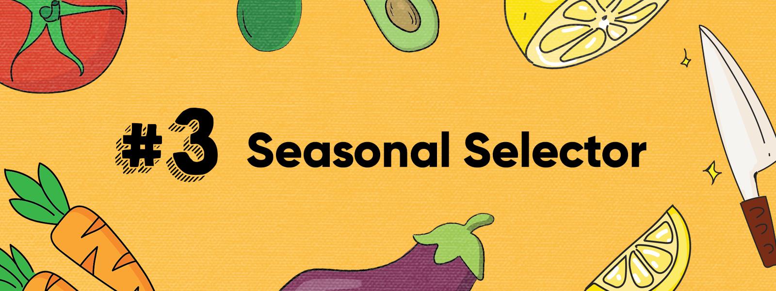 Skill 3: Seasonal Selector