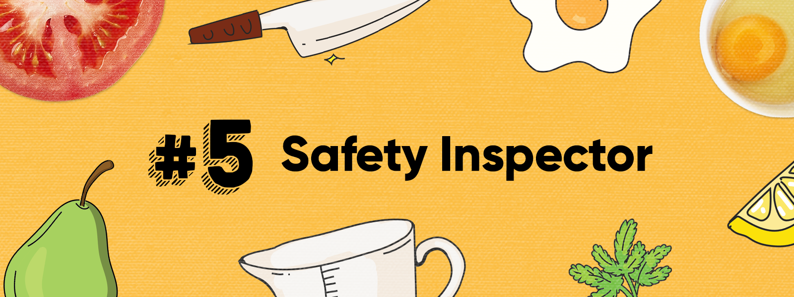 Skill 5: Safety Inspector